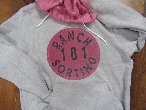 RS101 Hoodie Pink