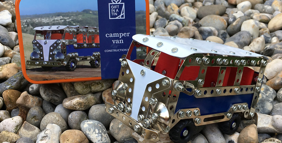 Camper Van Construction Kit