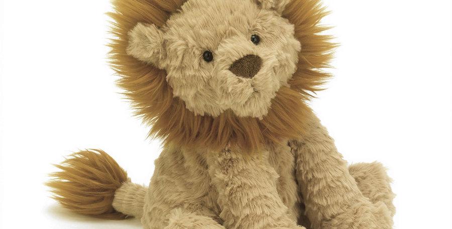 Jellycat Fuddle Wuddle Medium Lion