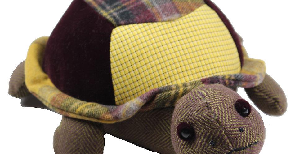 Dora Designs Patchwork Tortoise