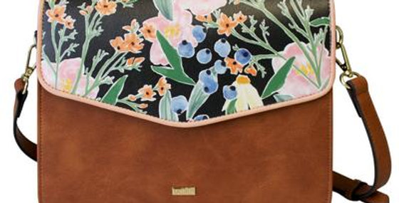 Eden Floral Handbag