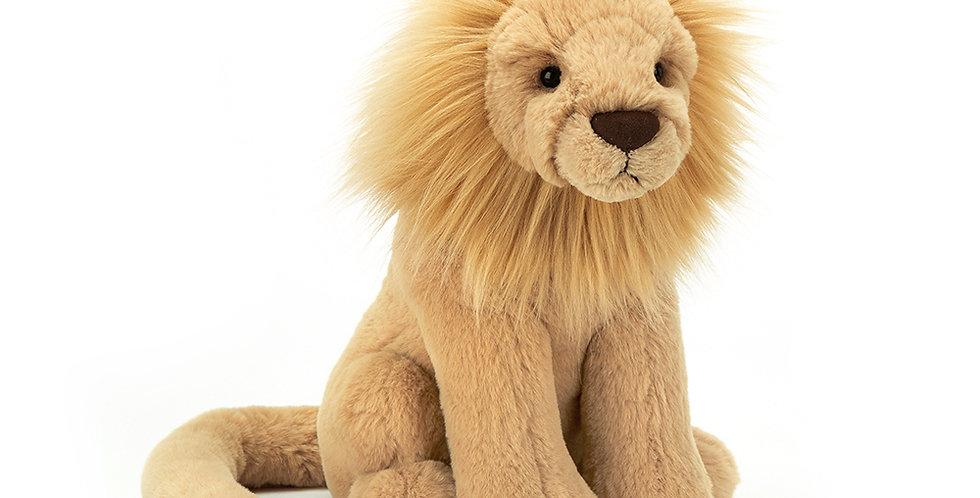Jellycat Medium Leonardo Lion