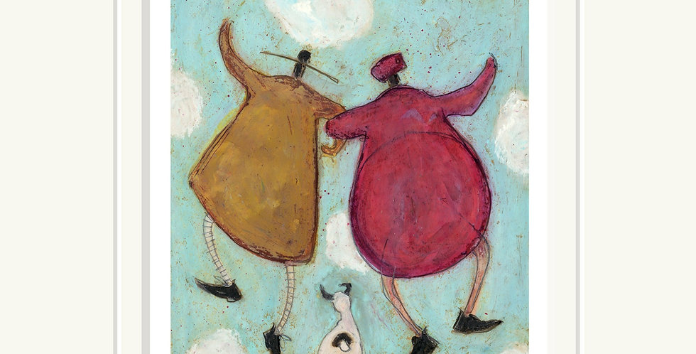 The Best Is Yet To Come Signed Limited Edition Print by Sam Toft