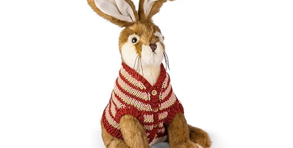 Dora Designs Amos Hare Doorstop Collectable