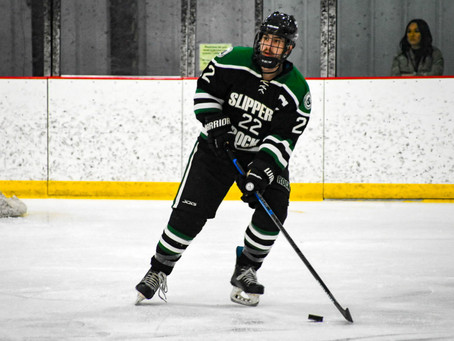Slippery Rock hockey suspended four years for hazing, alcohol violations