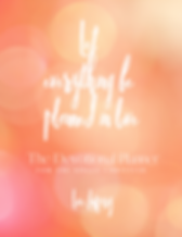 Cover of Devotional Planner for Single.p