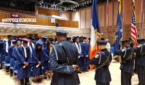 Graduation at One Police Plaza