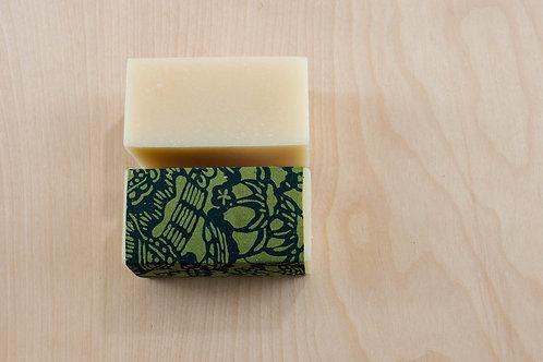 Ten Thousand Waves Hinoki Japanese Evergreen Bar Soap