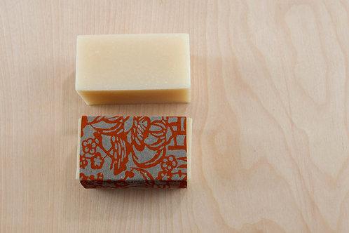 Ten Thousand Waves Hinoki Japanese Iris Bar Soap