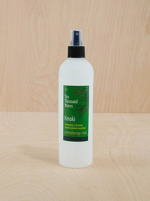 Ten Thousand Waves Hinoki Japanese Evergreen Aromatherapy Mist