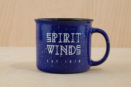 Spirit Winds Classic Logo Camp Mug