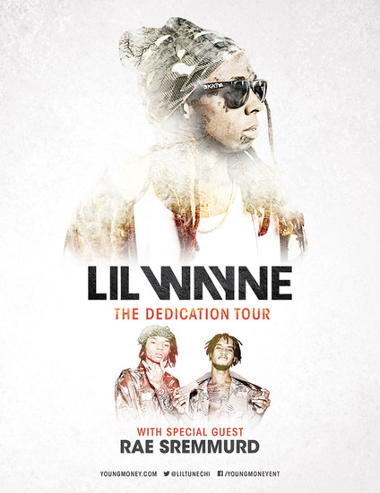 Lil Wayne The Dedication Tour