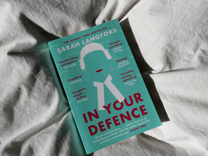 Book Review: In Your Defence by Sarah Langford