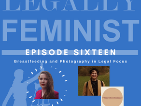 Breastfeeding and Photography in Focus - Episode 16