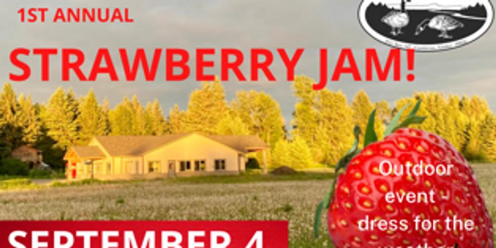 Strawberry Jam - MUSIC!