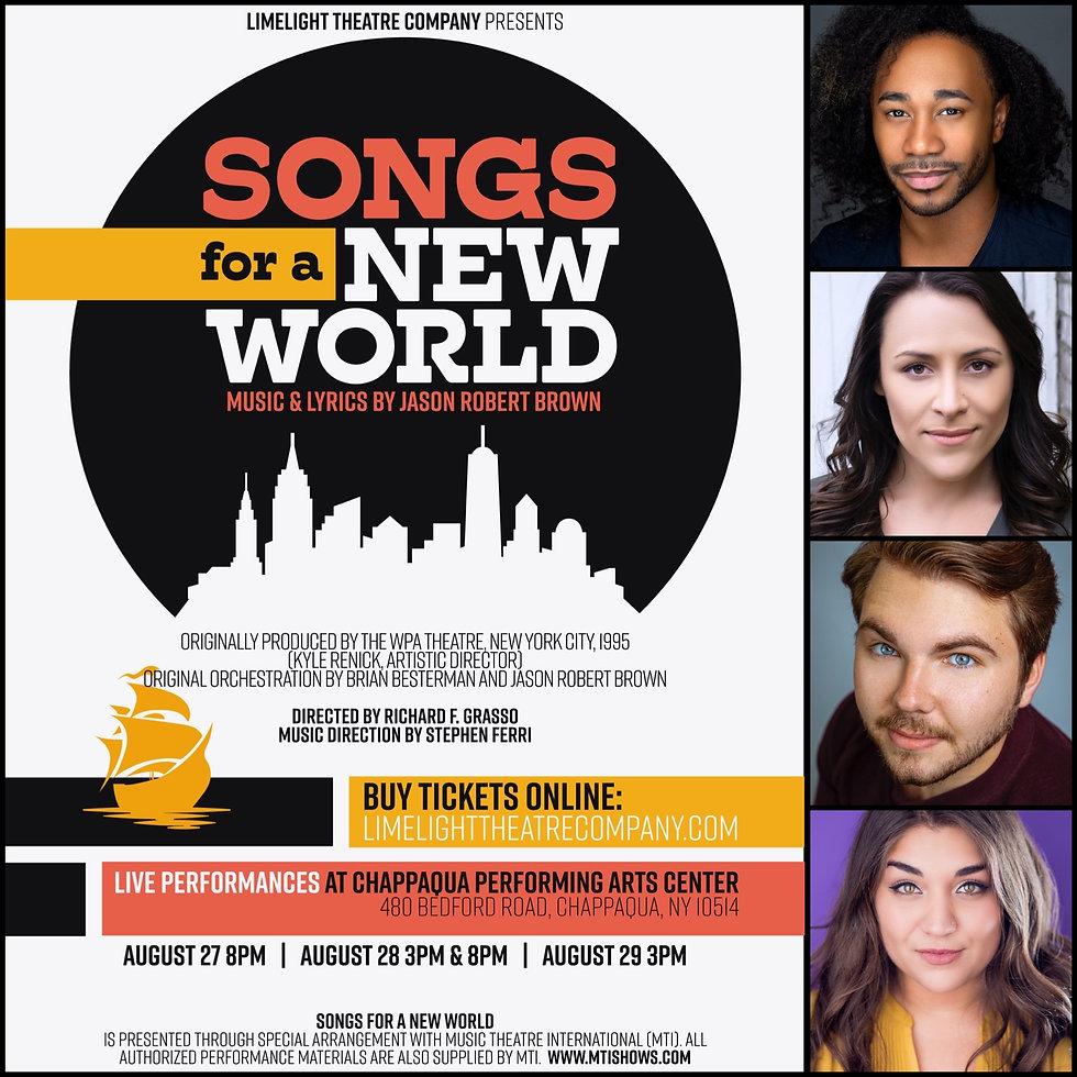 SFANW Cast Announcement