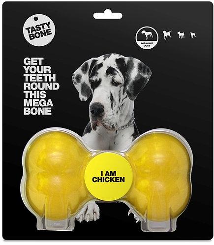 Лакомство для крупных собак со вкусом курицы