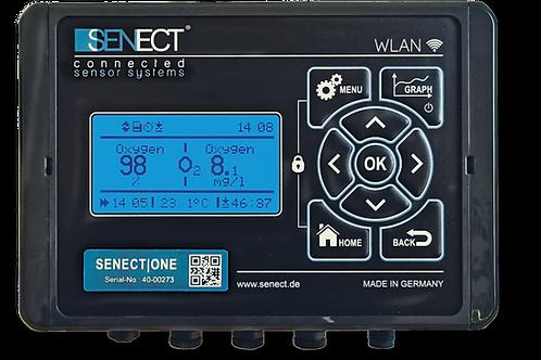 SENECT|ONE multifunctional aquaculture control unit