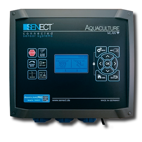 SENECT AQUACULTURE|CONTROL multifunctional aquaculture control unit