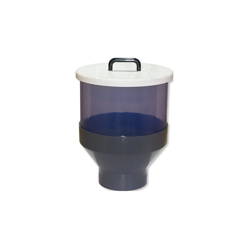 attachement container for SENECT automatic fry feeder 5 Kg
