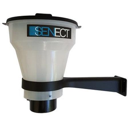 SENECT Indoor Feeder 7 l / 5 kg