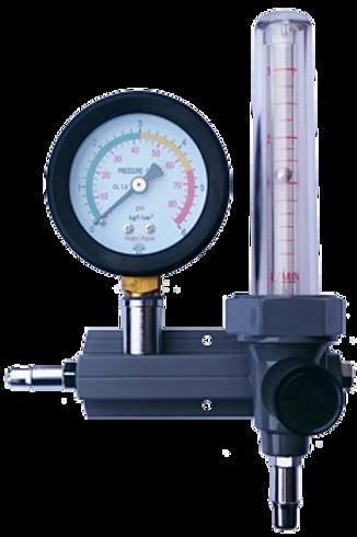 SENECT O2 flowmeter