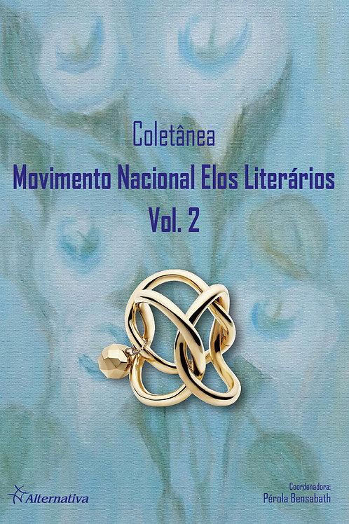 Coletânea Movimento Nacional Elos Literários 2