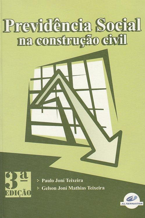 Previdência Social na Construção Civil | 3ª Edição
