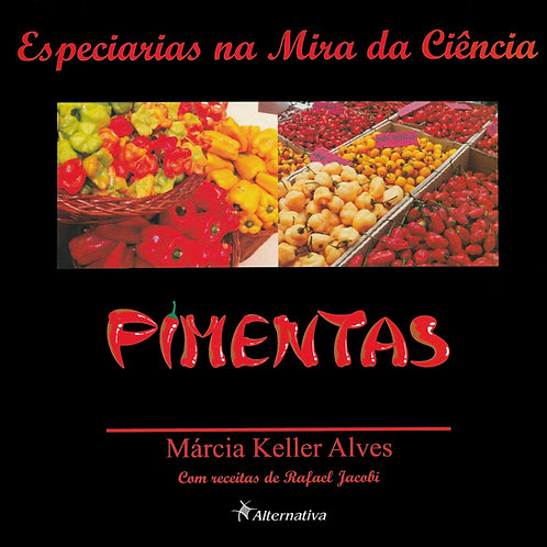 Pimentas: especiarias na mira da ciência