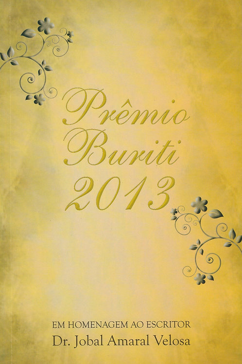 Prêmio Buriti 2013