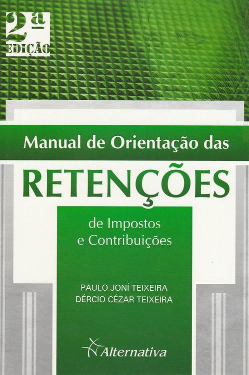 Manual de Orientações das Retenções | 2ª Edição