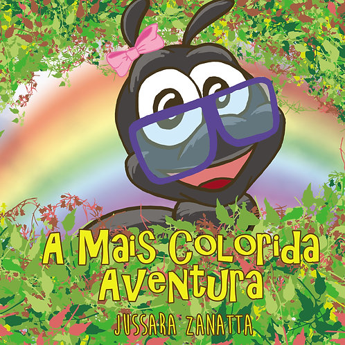 A mais colorida aventura