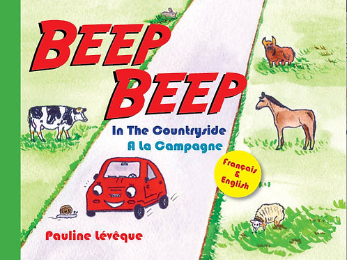Beep Beep in the Countryside / A la campagne