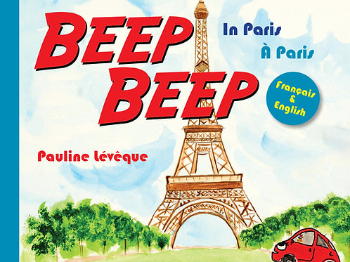 Beep Beep in Paris / A Paris