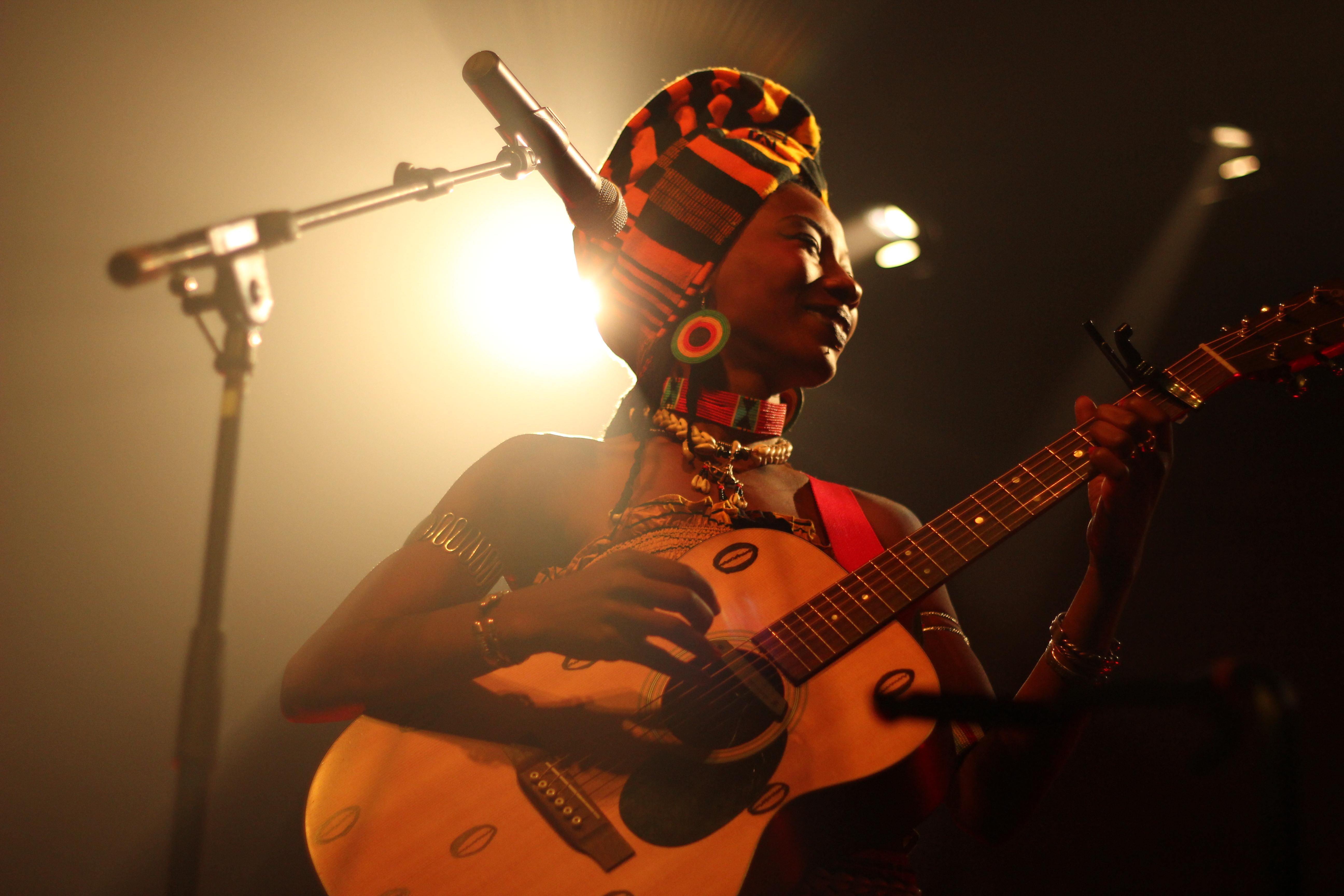 Fatoumata Diawara | 2013