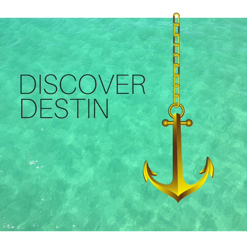 Discover Destin Digital Logo