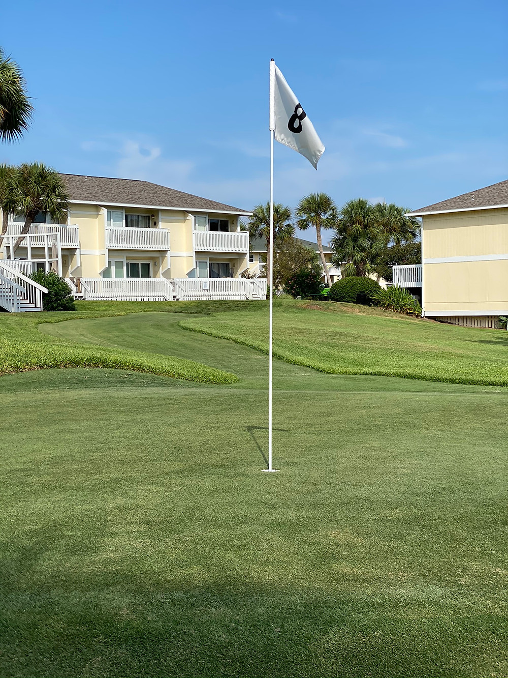 Golf Course at Sandpiper Cove Condominiums in Destin, FL