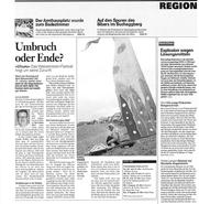Solothurner Zeitung 2007