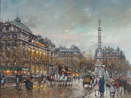 מחשבות על פריז ממילאנו. או איך הכל התחיל.