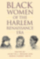 Black Women of the Harlem Renaissance Er
