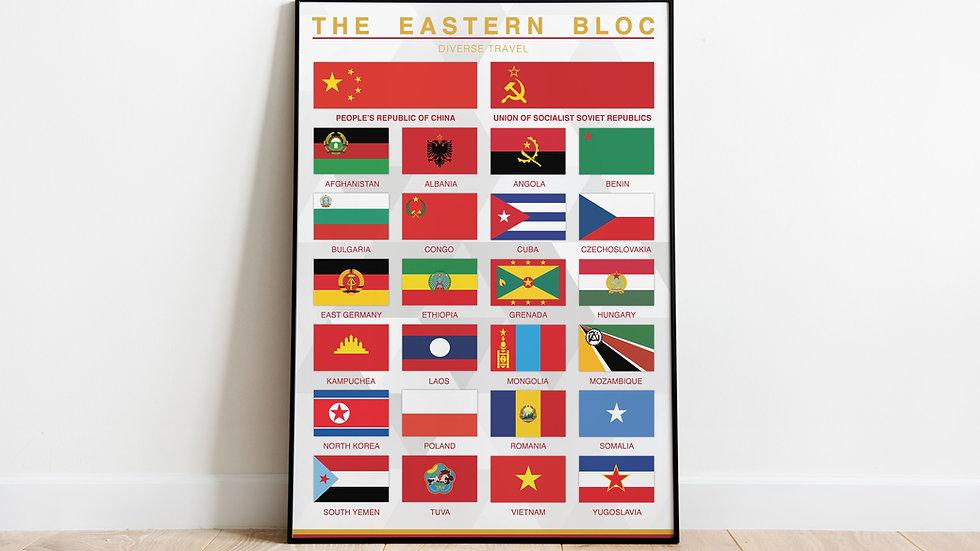 'The Eastern Bloc' Print