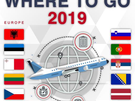 Where To Go - 2019