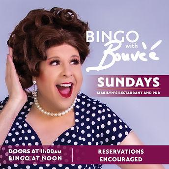 BingoWithBouvee-Marilyns-KeyWest.jpg