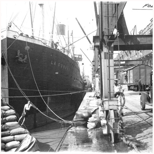 Puerto Madero Antes