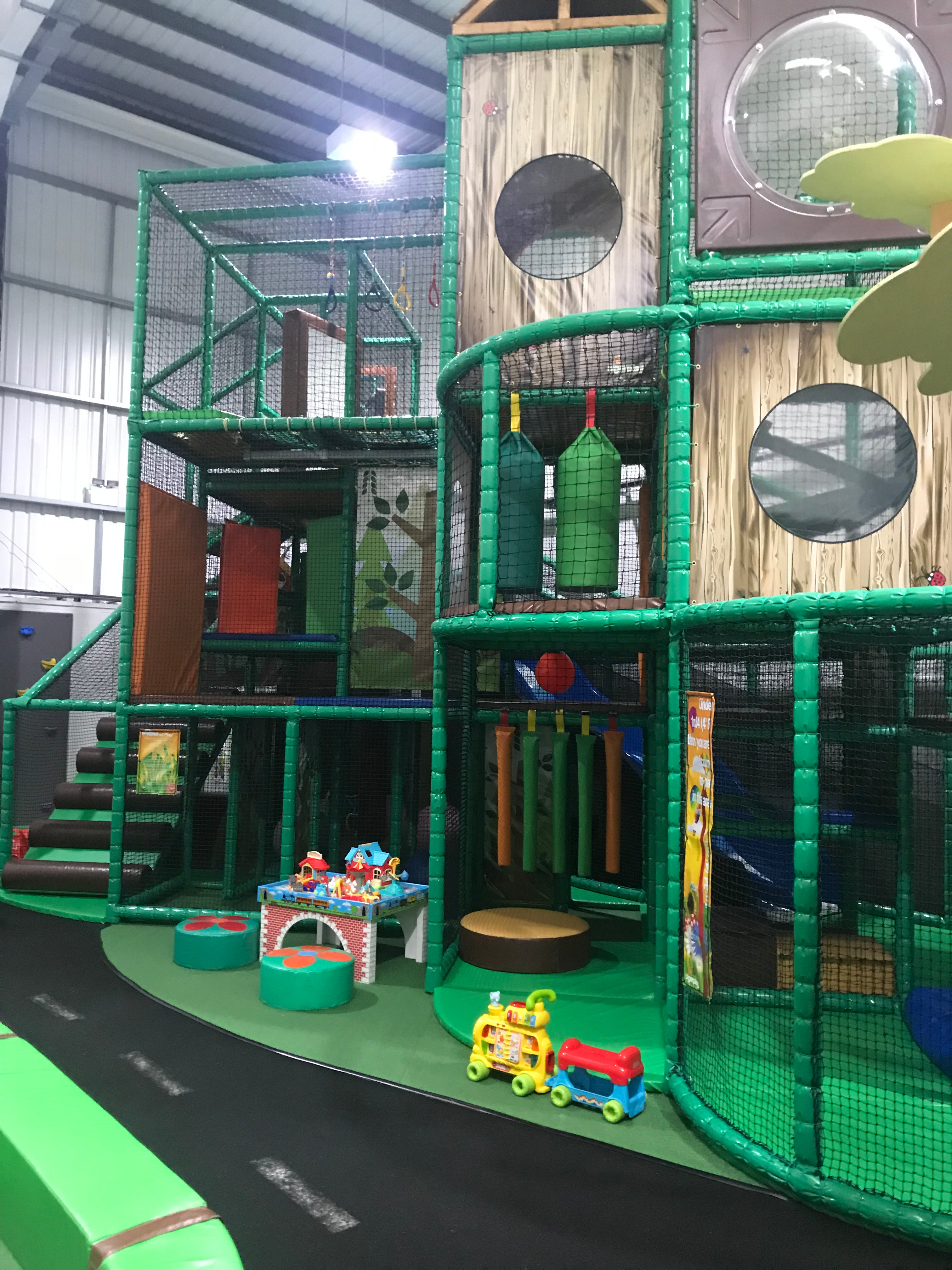 Soft Play Session