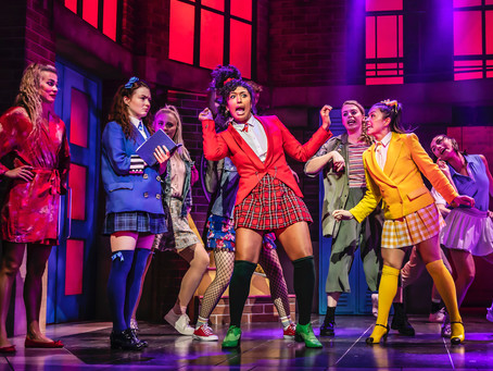 Full Casting and Tour Dates Announced for the UK and Ireland Tour of Heathers the Musical