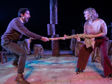 Talk Is Free Theatre's Into The Woods Makes Magic in Springwater Provincial Park