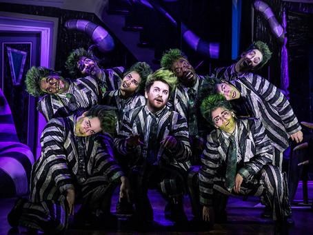 Hey Guys, Love You Guys... Saying Goodbye to Beetlejuice on Broadway