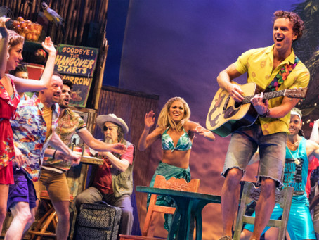 Stagey Songs For Summer!
