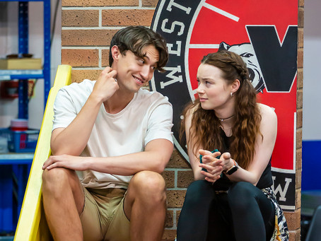 SNEAK PEEK: Inside The Rehearsal Room for Heathers On The West End!